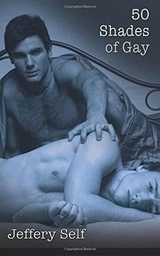 Libro 50 Shades Of Gay - Nuevo