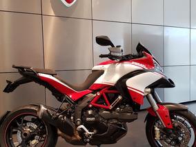 Ducati Multiestrada 1200 S Pikes Peaks 2014