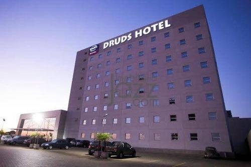 Imagem 1 de 21 de Excelente Renda Em Cota De Hotel À Venda, 24 M² Por R$ 200.000 - Parque Gabriel - Hortolândia/sp - Sa0058
