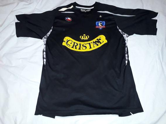 Camiseta Antigua Club A Colo Colo Chile Producto Oficial Xxl