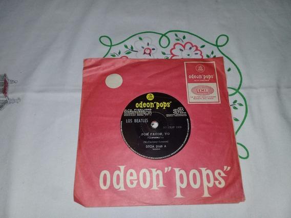 The Beatles - Simple Odeon Pops Vinilo
