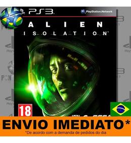 Jogo Alien Isolation Ps3 | Português Pt Br - Envio Imediato