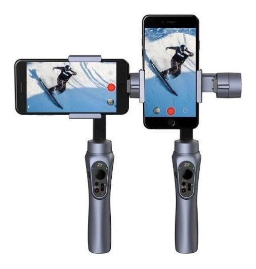 Estabilizador Gimbal Zhiyun Smooth-q. P/ Smartphone E Gopro