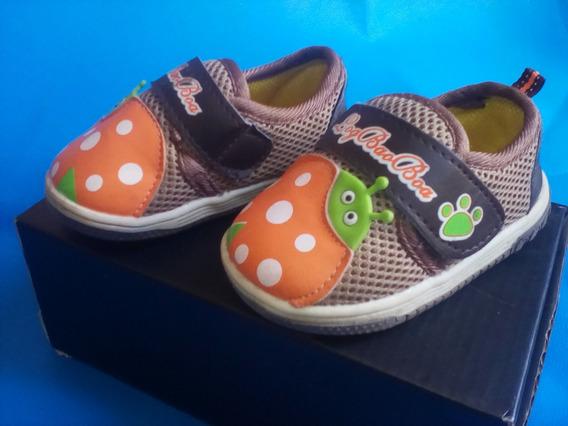 Zapatos Para Niño Talla 16