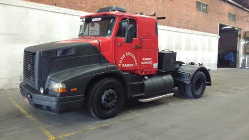 Caminhão Guincho Lança Volvo Nl 10 340 1990