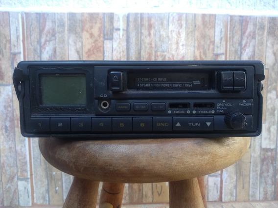 Rádio Am/fm Toca Fitas Modelo St-2101 Semivox - Sem Teste
