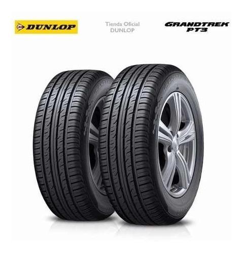 Kit X2 255/60 R18 Dunlop Grandtrek Pt3 + Tienda Oficial