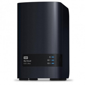 Storage Nas Wd My Cloud Expert Ex2
