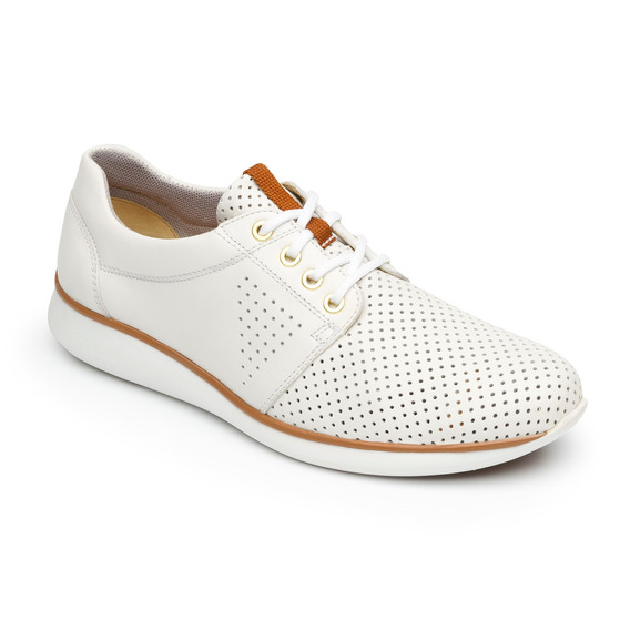 Sneaker Flexi Dama 28206 Blanco