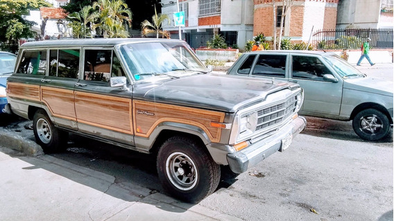 Jeep Grand Wagonner 1987