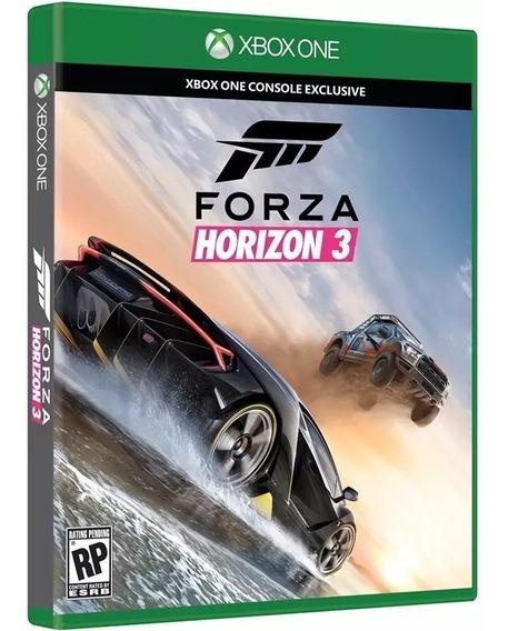 Forza Horizon 3 - Xbox One Midia Digital Online