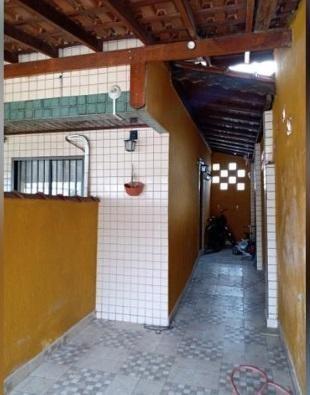 Casa Em Parque São Vicente, São Vicente/sp De 80m² 2 Quartos À Venda Por R$ 265.000,00 - Ca609248