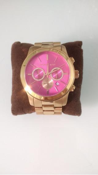 Relógio Michael Kors Mk5931 Pink Rose Feminino