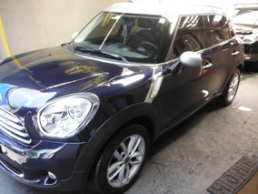 Mini Countryman 1.6 Chilli Aut. 5p+teto Prata +unico Dono