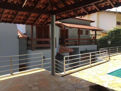 Casa Em Condomínio Chácara Flora, Valinhos/sp De 389m² 4 Quartos À Venda Por R$ 1.500.000,00 Ou Para Locação R$ 4.000,00/mes - Ca220396