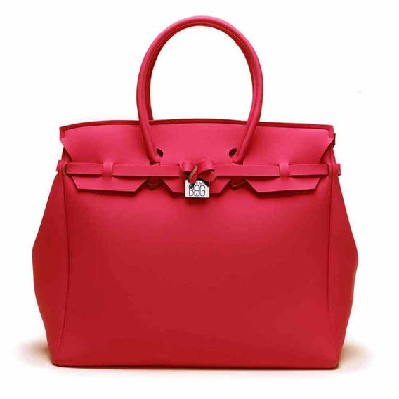 Cartera Bendita Bag Xl Rojo