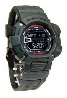 Reloj Casio Gshock Sumergible 200m G-9000-3v Regalo Hombre
