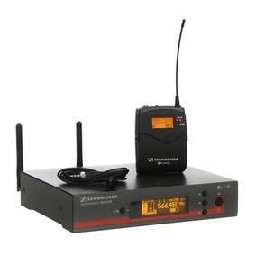Microfone Sennheiser Ew-122 G3 C/nota Fiscal