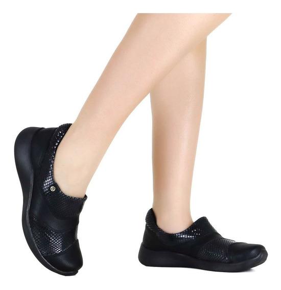 Sapato Piccadilly Sem Cadarço