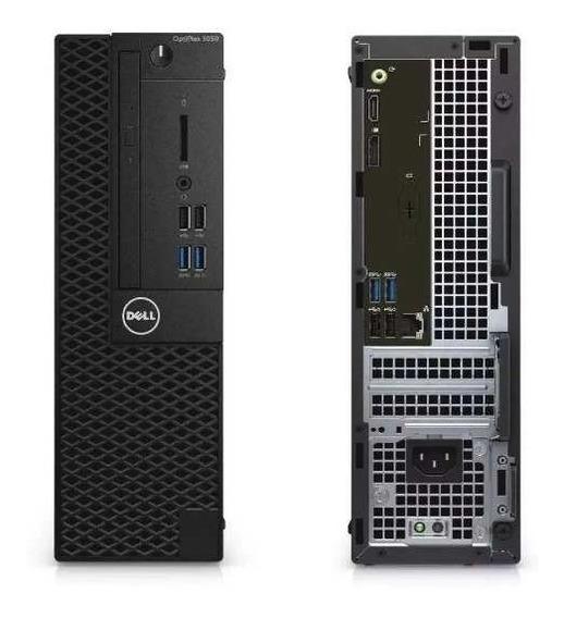 Cpu Dell Optiplex 3050 Core I5 7ger 8gb 500gb Semi Novo