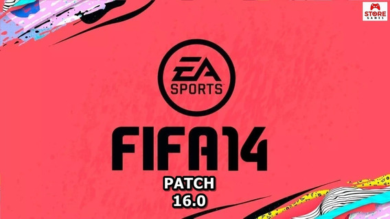 Fifa14 Fatal Revolution V13.5 Março 2020