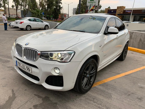 Bmw X4 3.0 Xdrive35i M Sport At 2017
