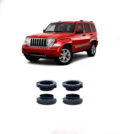 Calços De Mola Diant. Jeep Cherokee 3.7 2002-2012 Mopar