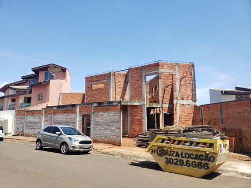 Casa À Venda, 142 M² Por R$ 350.000,00 - Jardim São Camilo - Santa Bárbara D'oeste/sp - Ca0914