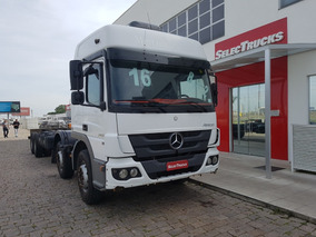 Mercedes Benz Atego 2430 8x2 = Selectrucks