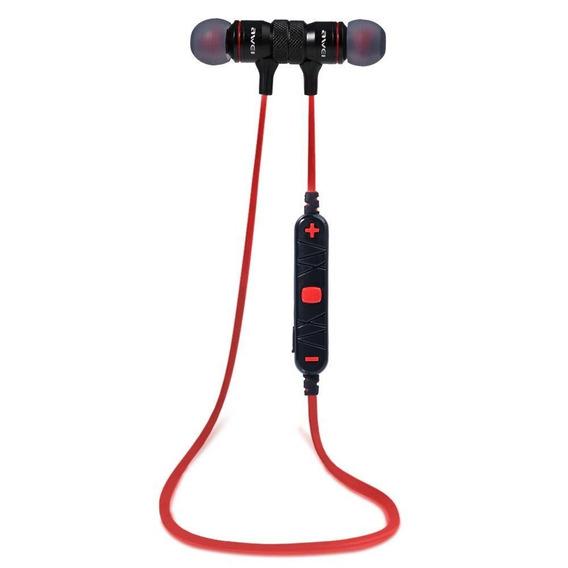 Fone De Ouvido Awei Bluetooth A920bl Vermelho