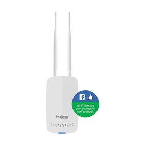 Roteador Wireless Corporativo Hotspot 300 Intelbras 4750031