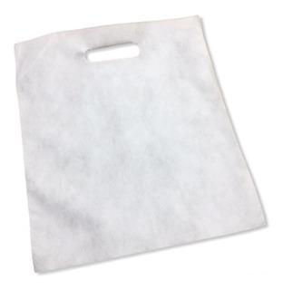 Bolsas De Friselina Blancas 33x45 Cm Sin Impresión Pack 30u