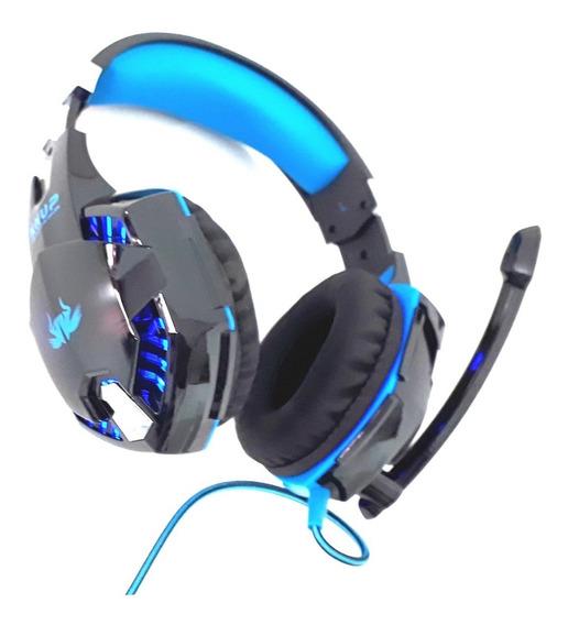 Acessório Ps4 Headset Fone De Ouvido Tablet/pc/ps4 S 455