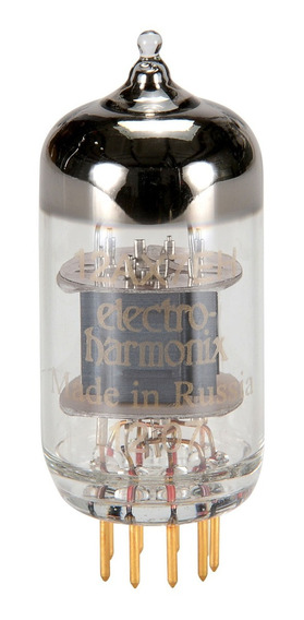 Valvula Electro Harmonix 12ax7 Gold Pin