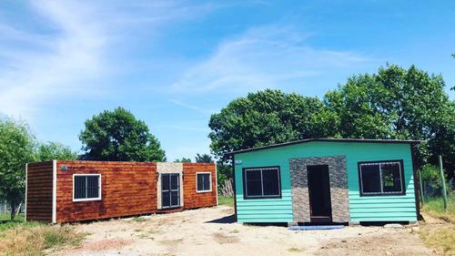 Casas Contenedor Construcciones De Calidad Diseño Y Respaldo