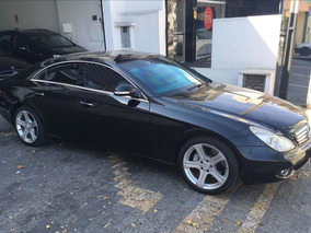 Mercedes-benz Cls 500 5.0 Advantgarde V6 Gasolina 4p Automá