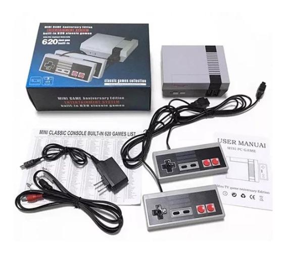 Videogame Mini Aniversary Edition - Com 620 Jogos