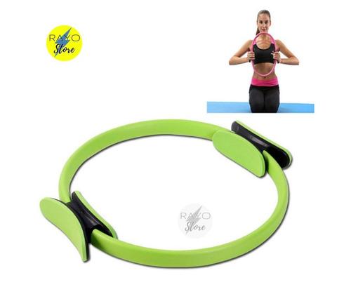 Aro Yoga Pilates Ejercicio Muscular Fitness Anillo