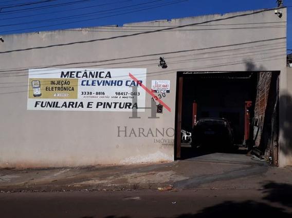 Comercial Casa Com 2 Quartos - 952052-v