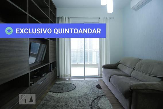 Apartamento No 15º Andar Com 1 Dormitório E 1 Garagem - Id: 892974215 - 274215