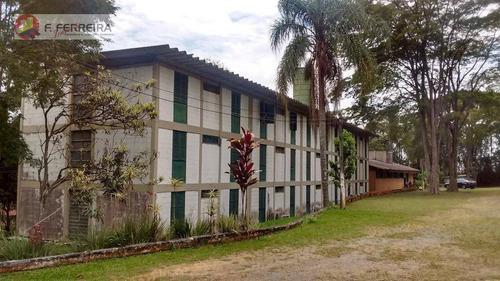 Chácara Residencial À Venda, Lagoa, Itapecerica Da Serra. - Ch0047