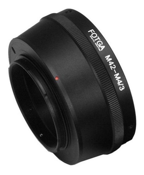 Adaptador Fotga Lentes M42-m4/3 Blackmagic Olympus Panasonic