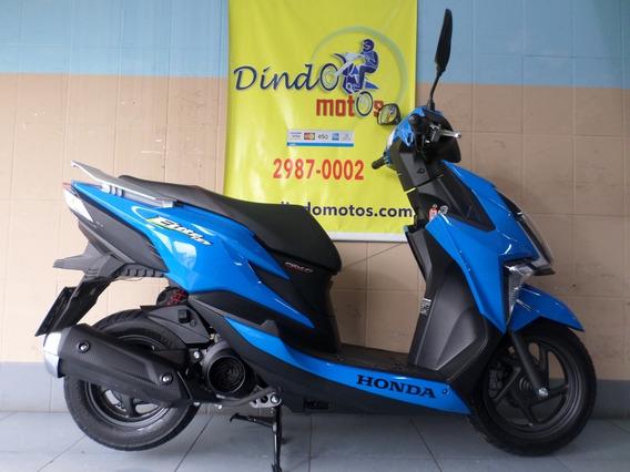 Honda Elite 125 2019 Com Garantia De Fabrica