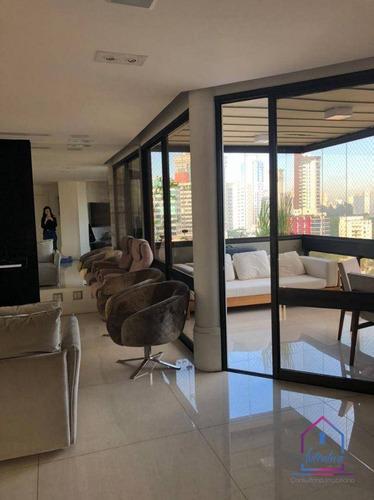 Imagem 1 de 30 de Apartamento Com 3 Dormitórios À Venda, 260 M² Por R$ 4.500.000,00 - Higienópolis - São Paulo/sp - Ap0559