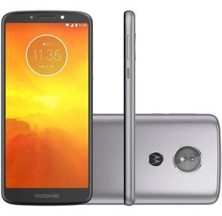 Celular Motorola E5 16gb Dual Sim Gris Desbloqueado