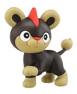 Figure Pokemon Litleo Moncollé Importado Do Japão.