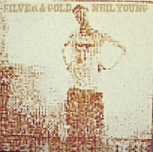 Silver And Gold (disco) - Young Neil (vinilo)