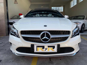 Mercedes-benz Classe Cla 1.6 Turbo Flex 4p 2018