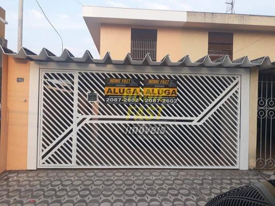 Sobrado Com 4 Dormitórios Para Alugar, 190 M² Por R$ 2.800,00/mês - Gopoúva - Guarulhos/sp - So0677