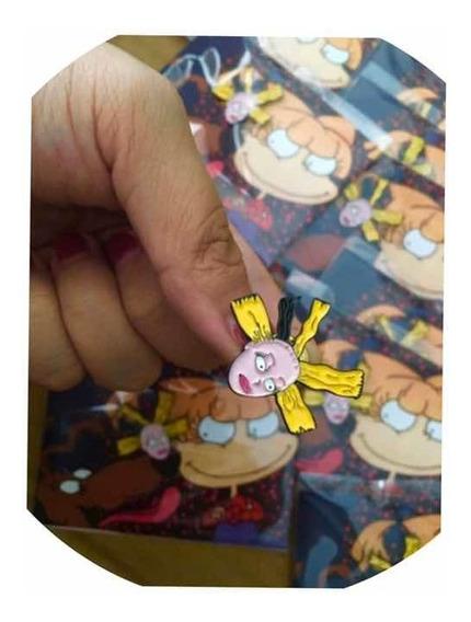 Pin Cynthia Rugrats Nickelodeon Retro
